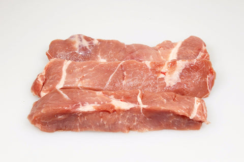 ***Boneless Country Style Pork Ribs  $3.99lb Sale $1.98lb