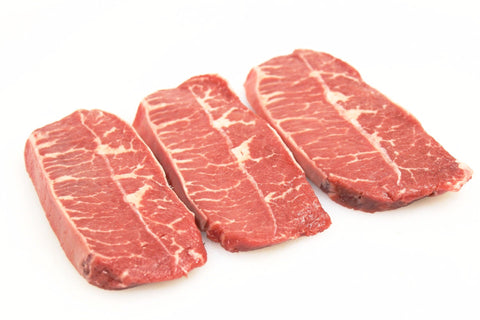 Beef Chicken Steaks   $5.39lb