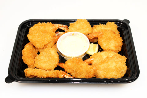 Ferraro' s Heat & Serve Fried Original Breaded Shrimp    $7.99lb
