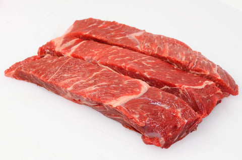 Boneless Beef Country Style Ribs     $5.99lb