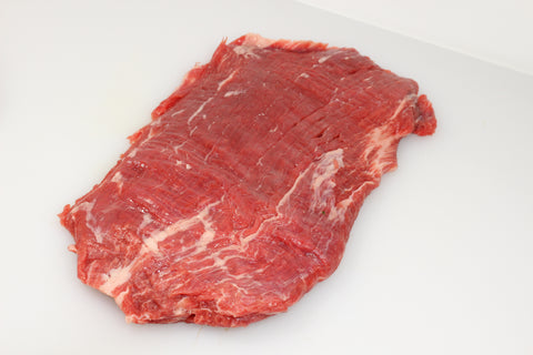 Boneless Beef Flank Steaks  $8.99lb