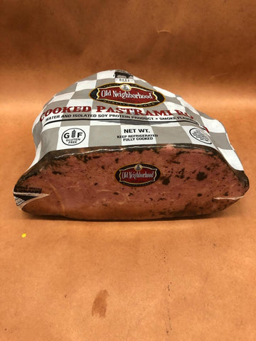 ***Deli Sliced Best Yet brand Pastrami Round $7.99lb  $3.99lb
