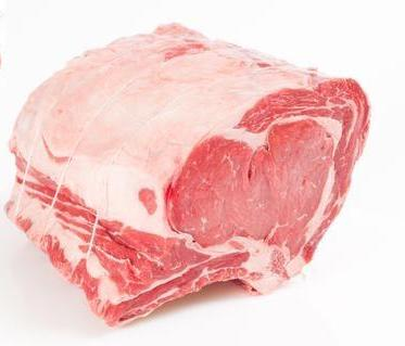 *Semi-Boneless Rib Eye Roast $9.99lb  sale $7.99lb