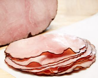 ***Deli Sliced Black Forest Ham  $4.99lb  Sale $2.98lb