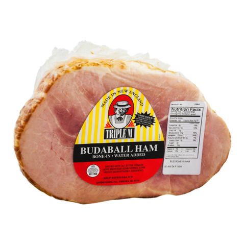 *Budda Ball Triple M  1/2 Hams   $3.99lb  Sale $2.99lb