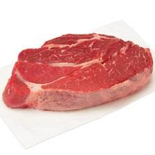 Beef Block Chuck Roast  - Bone In    $4.99lb