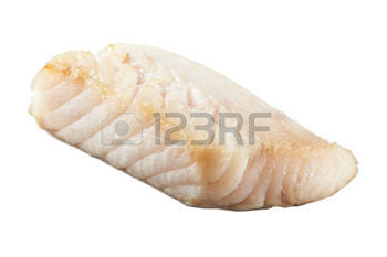 Fresh Scrod Fillet      $7.99lb