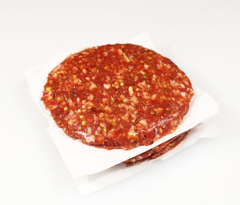 Georgia Hot Burgers   $4.49lb - $4.79lb // Family Pack