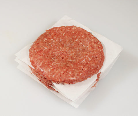 ***Ground Round Beef Patties  8 pack $4.79lb Sale $3.98