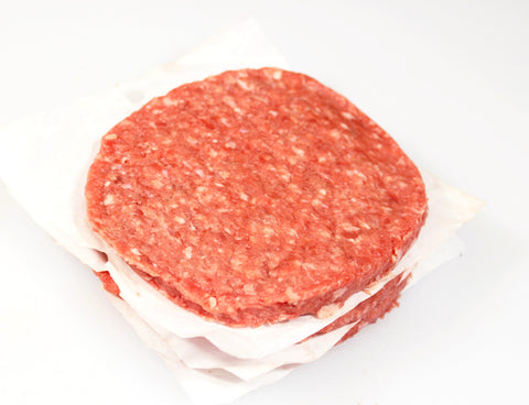 **Ground Sirloin Beef Patties   8 pack $4.79lb
