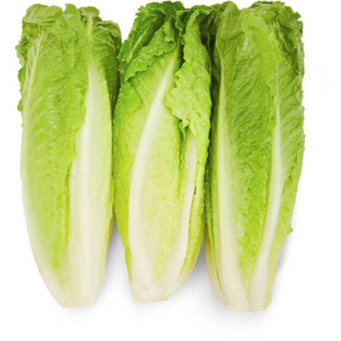 Romaine Hearts - 3 pack    $3.49