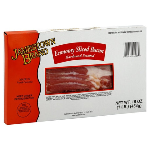 Jamestown Bacon  16oz  $3.99