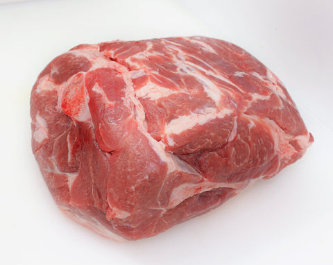 ***Fresh Pork Butt Bone-in  $3.49lb  Sale $1.99lb