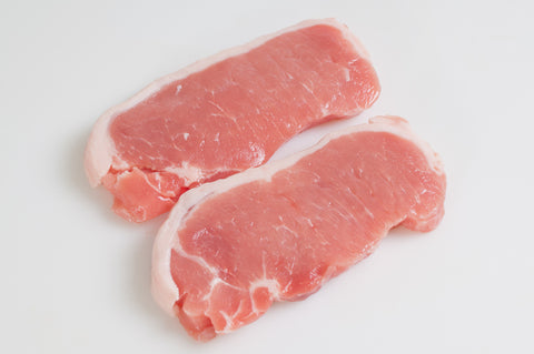 ***Boneless Center-cut Pork Chops  $3.99lb  Sale $2.99lb