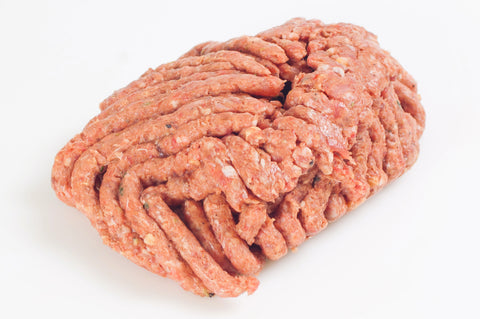 Ground Beef & Pork  $4.59lb