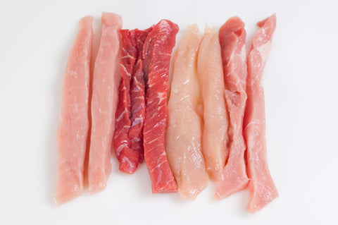 Chicken Breast Stir Fry Strip  $4.99lb