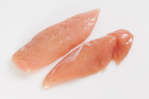 Boneless & Skinless Chicken Breast Tenders  $2.69lb