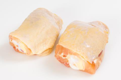 *Bone - In Chicken Thighs  $1.29lb     Sale Price $.99lb