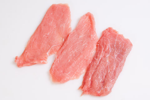 Veal Cutlets - New York Style (Thin sliced)   $12.99lb