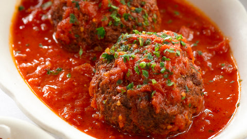 Ferraro's Heat & Serve Italian Style Meatballs in Sauce  $5.99lb  $3.99lb