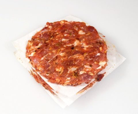 **Original Sweet Italian Sausage Patties  $4.29lb - $4.59lb
