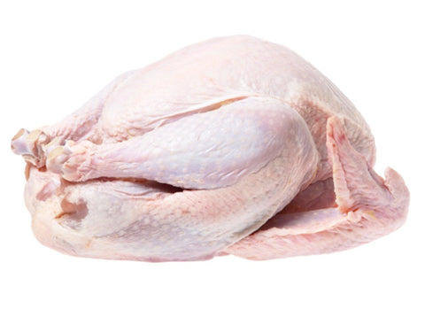 Whole Turkeys Clear Bag - Fresh