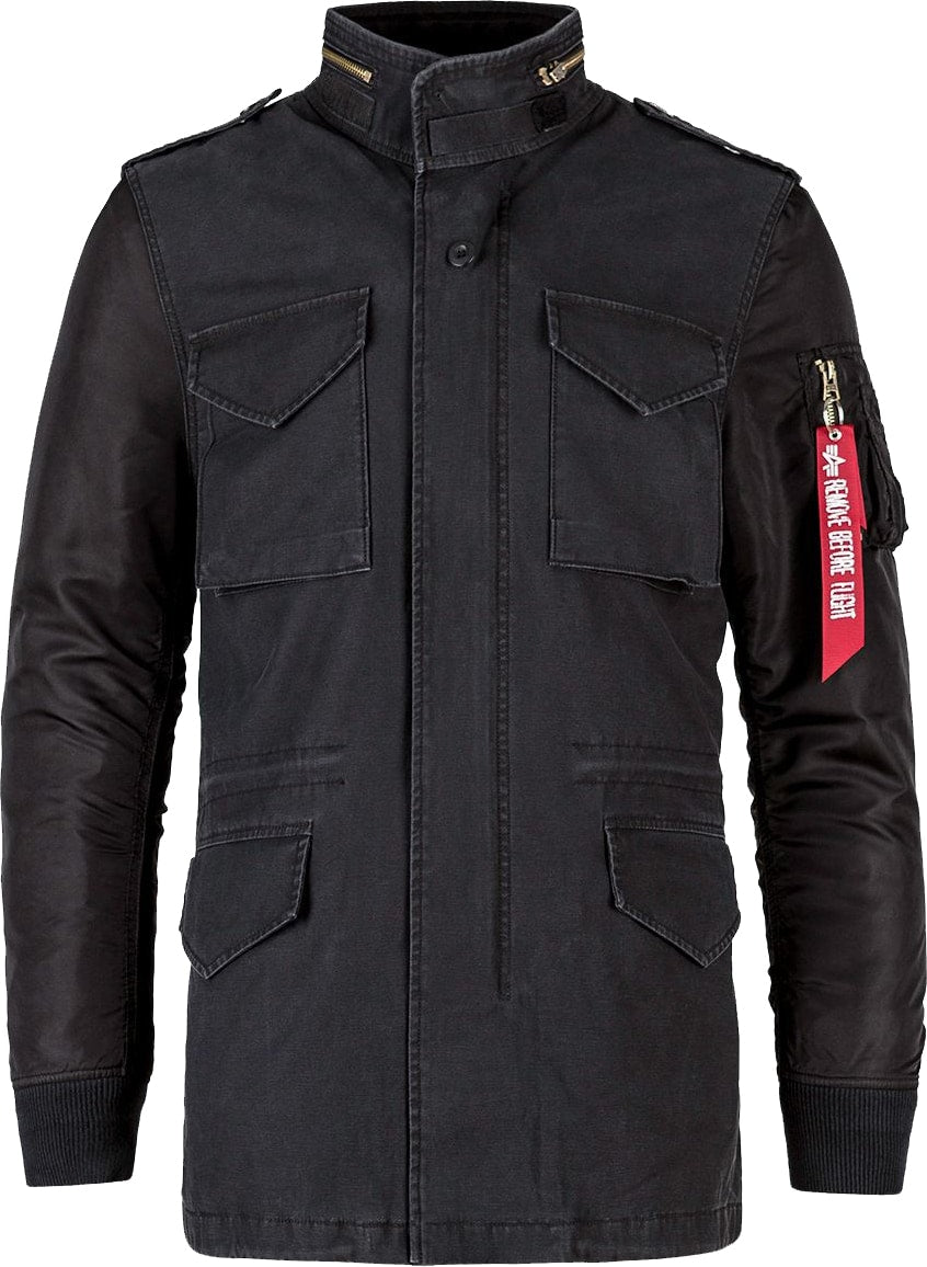 on sale 2d61b e4945 Alpha Industries Fusion Field Jacket Mens