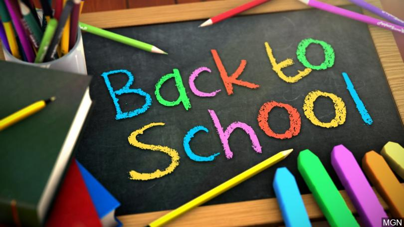 Keep your children cool as they head back to school - Tips for managing stress in children