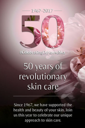 Celebrate with Dr Hauschka: 50 Years Fabulous – Christmas Present Heaven!