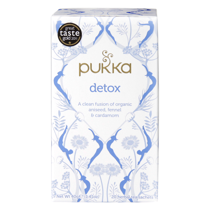 Pukka Detox Herbal Blend Tea