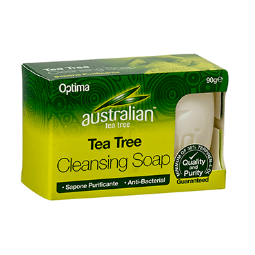 Optima Australian Tea Tree Cleansing Soap
