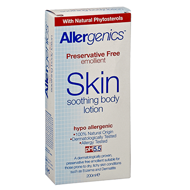Allergenics Skin Soothing Body Lotion