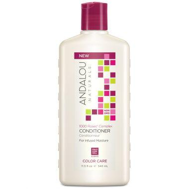 Andalou 1000 Roses Colour Care Conditioner