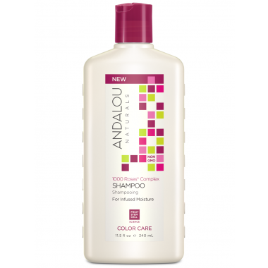 Andalou 1000 Roses Colour Care Shampoo