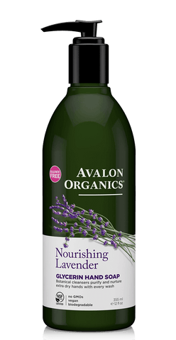 Avalon Lavender Liquid Hand Soap