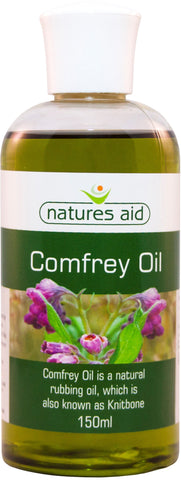 Nature's Aid Comfrey Oil