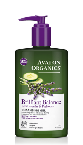 Avalon Brilliant Balance Cleansing Gel