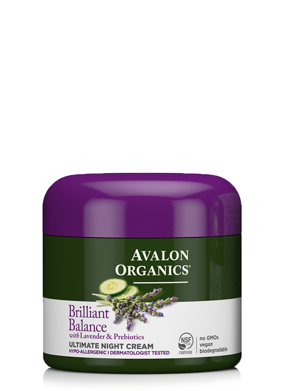 Avalon Brilliant Balance Ultimate Night Cream