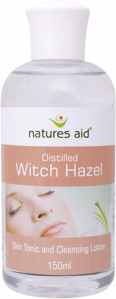 Nature's Aid Distilled Witch Hazel