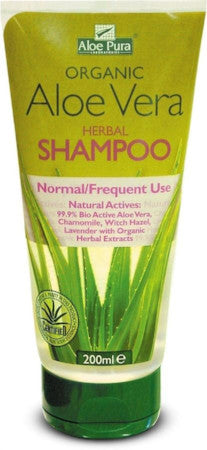 Aloe Pura Aloe Vera Shampoo Normal/Frequent use by Aloe Pura