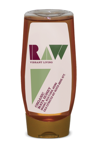 Raw Health Organic Maya Honey