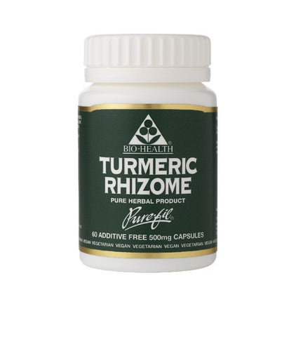 Bio-Health Turmeric Rhizome by Bio-Health
