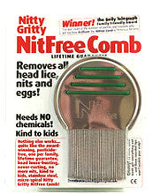 Nitty Gritty NitFree Comb by Nitty Gritty
