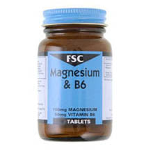 FSC Magnesium 500mg by Food Supplement Co.