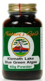 Nature's Gold Klamath Lake Algae Powder by Nature's Gold
