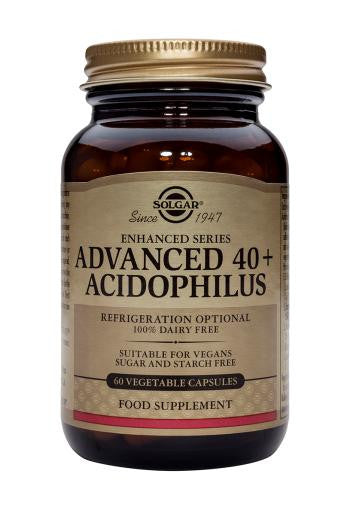 Solgar Advanced 40 + Acidophilus