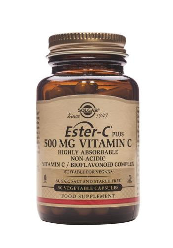 Solgar Ester-C Plus 500mg