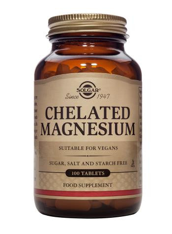 Solgar Chelated Magnesium
