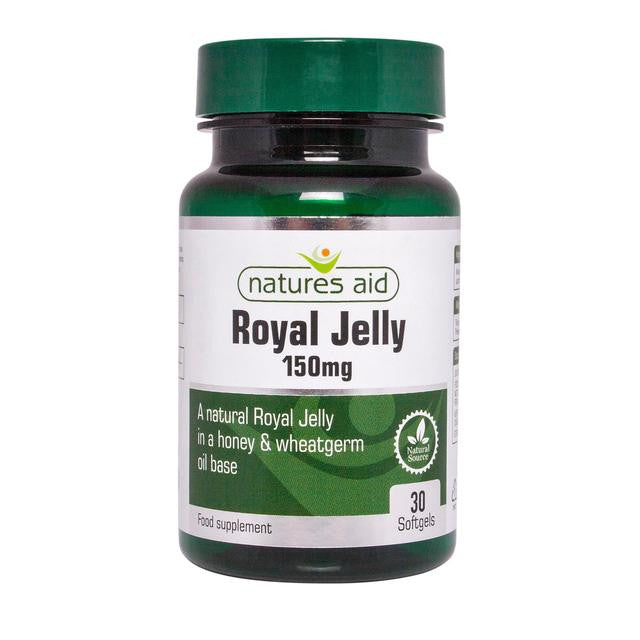 Nature's Aid Royal Jelly 150mg