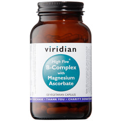 Viridian High Five B-Complex with Magnesium Ascorbate